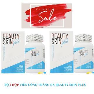 Combo 2 Hộp Trắng Da Chống Nắng Beauty Skin Plus ( Mẫu mới ) thumbnail
