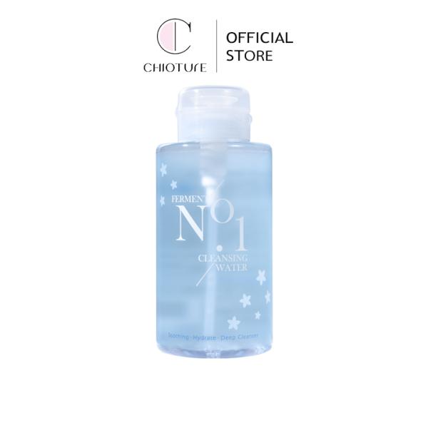 Nước tẩy trang CHIOTURE. Nước làm sạch da, nước tẩy trang không chứa cồn, không hương liệu phù hợp với mọi loại da, chính hãng 100%, sạch sâu từ bên trong tạo cảm giác thông thoáng cho da