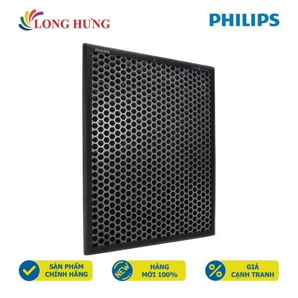 Màng lọc thay thế máy lọc không khí Philips NanoProtect Filter FY1413/30 - Hàng chính hãng - Làm sạch bụi bẩn, Loại bỏ hiệu quả các khí độc