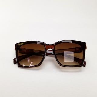 Kính mát nữ thời trang- Bảo hành 12 tháng - Mắt kính nữ form vuông sang chảnh thumbnail