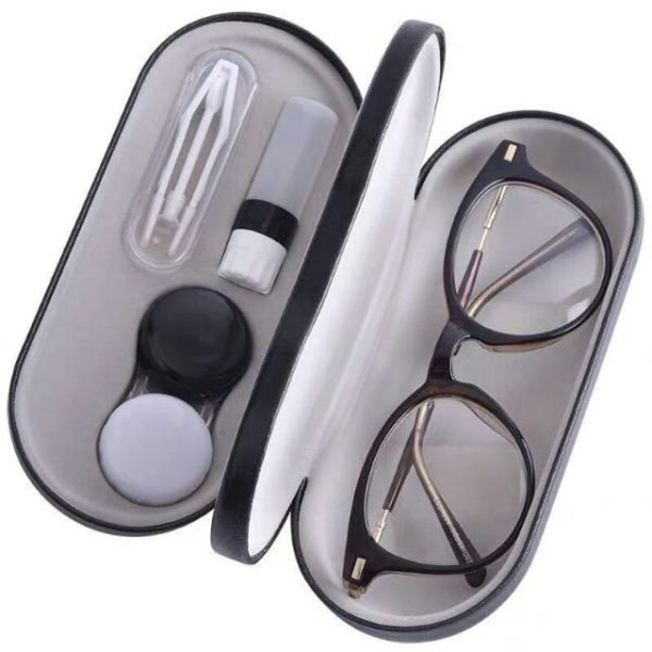Giá bán Hộp đựng kính kết hợp khay đựng lens 5 in 1 VIVIMOON