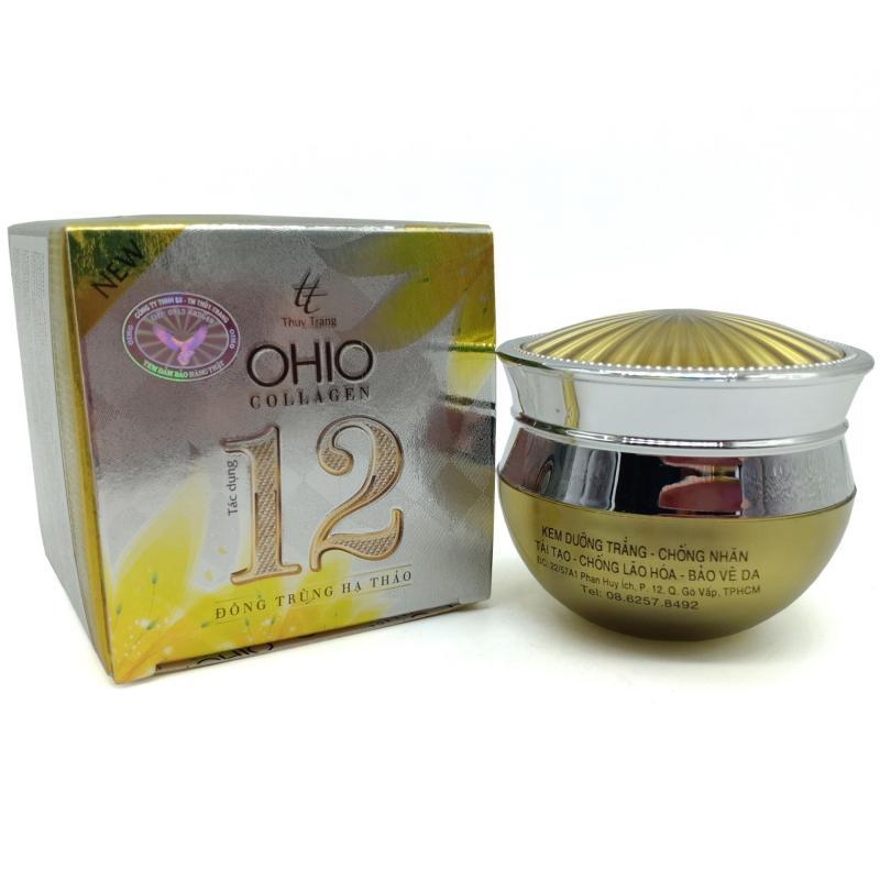 Kem dưỡng trắng Chống nhăn Tái tạo Bảo vệ da 12 tác dụng Oh Collagen ĐTHT 30g (V-Bc)|Siêu thị trực tuyến 247