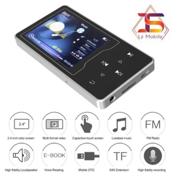 Máy MP3 RUIZU D08 ( cam kết như hình ) hàng chính hãng - Lysmobile-NT Siêu rẻ -