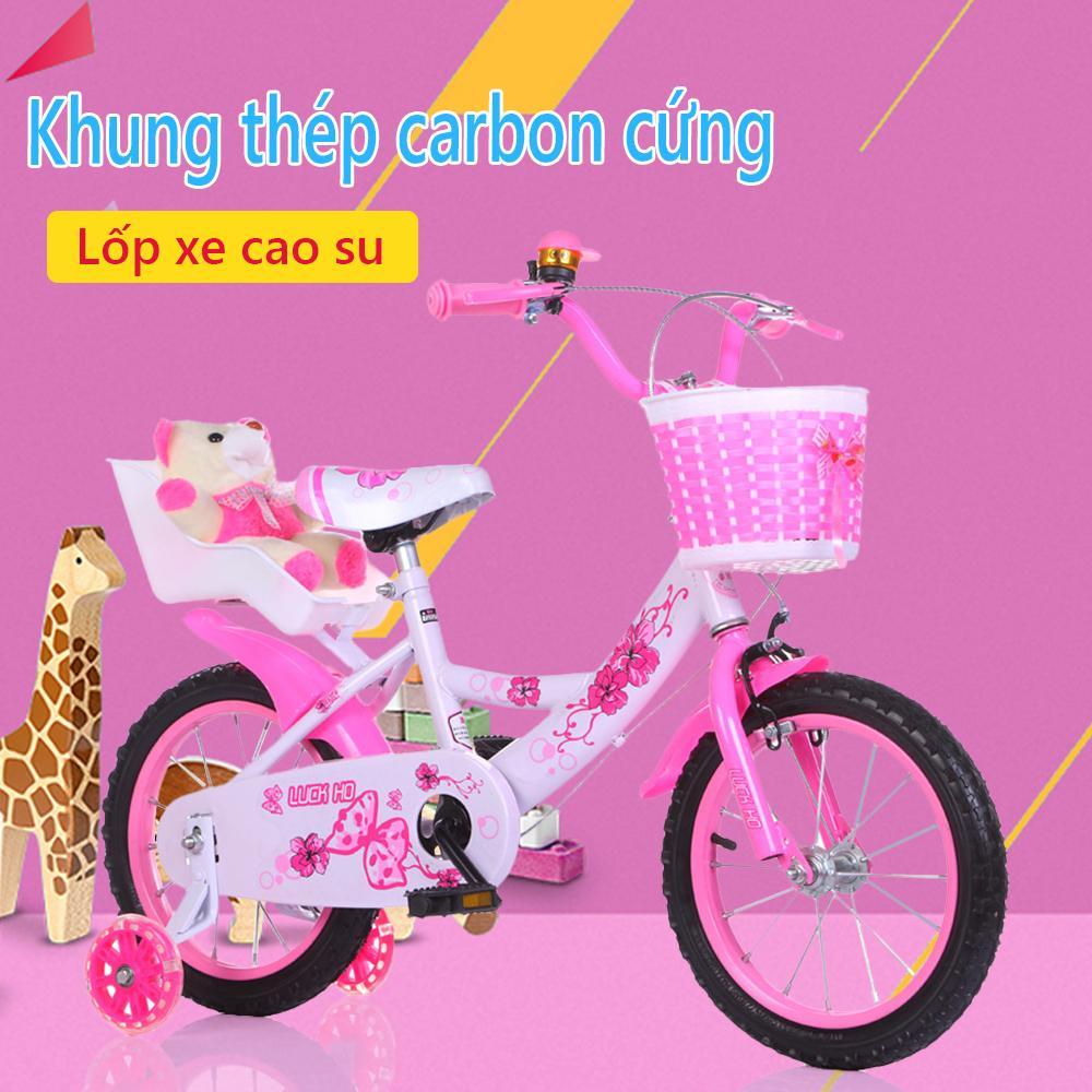 Giá bán Xe đạp trẻ em xe ba bánh trẻ em 14 inch xe đạp cho bé 2 đến 8 tuổi