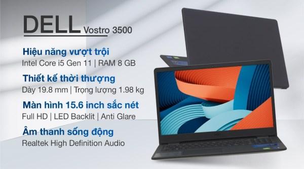 Bảng giá Dell Vostro 3500 Phong Vũ