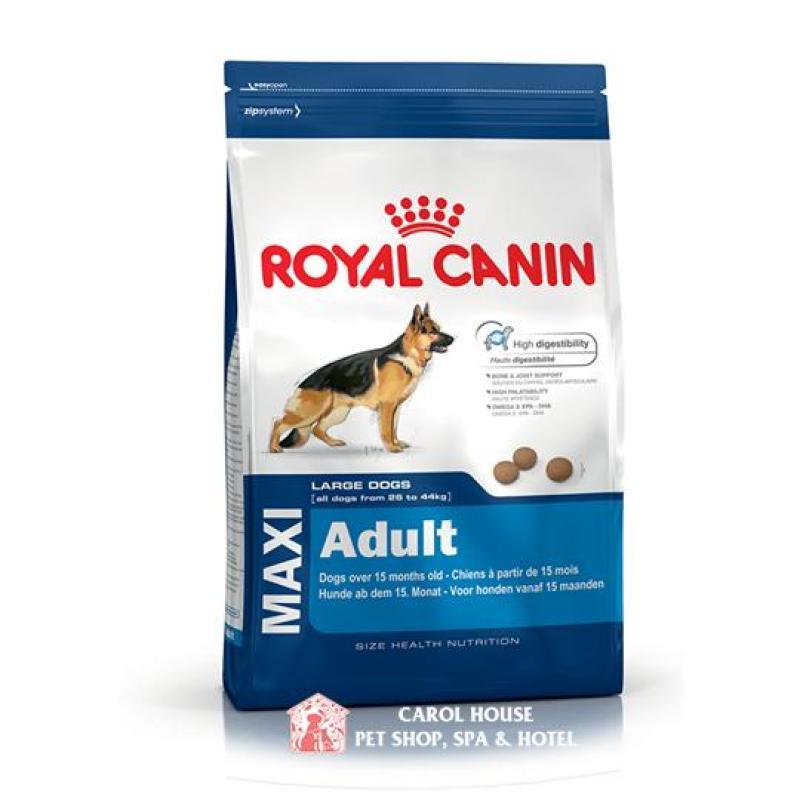 Thức Ăn hạt dành Cho Chó - ROYAL CANIN MAXI ADULT 1kg