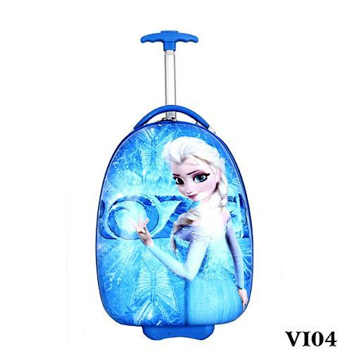 Vali kéo, balo du lịch cho bé yêu, VL04 (hàng có sẵn tại shop)