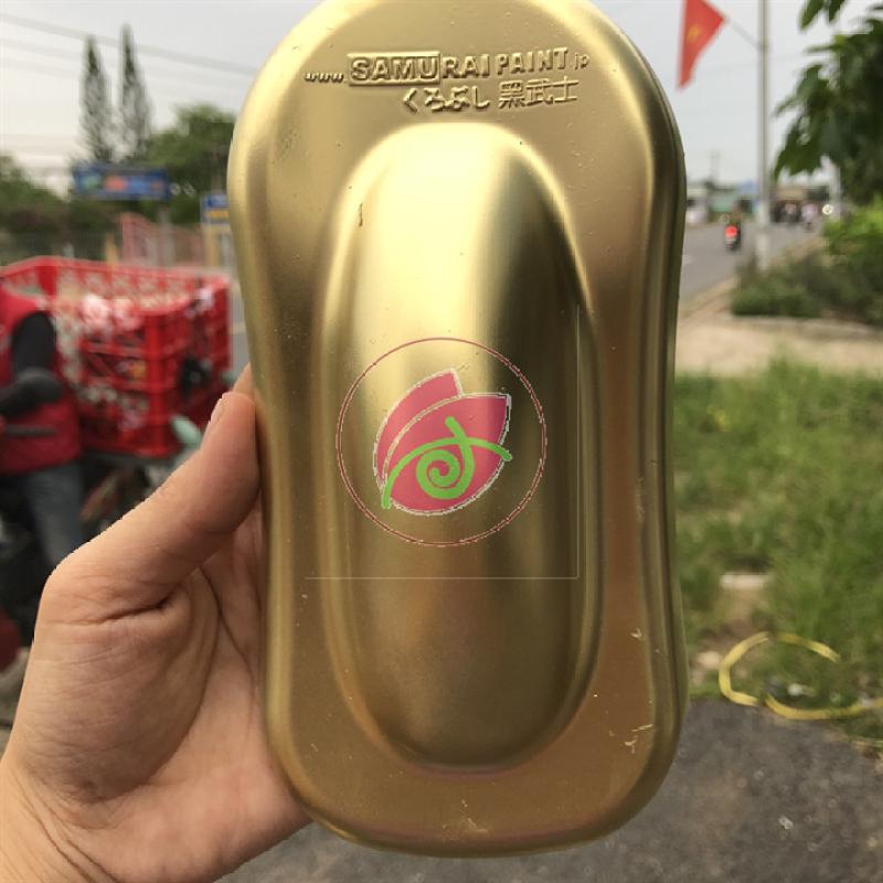 Sơn xịt mạ vàng 18k KT Bosny Gold No.182