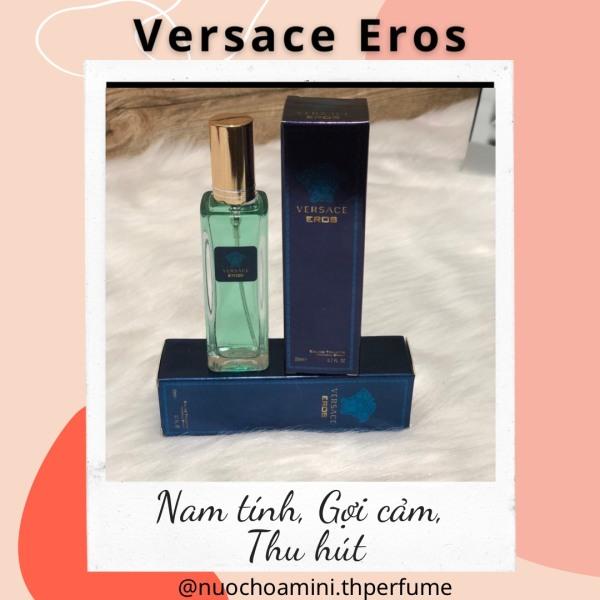 Nước Hoa Nam Mini Versace Eros For Men 20ml