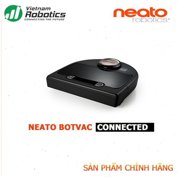 Robot hút bụi Neato Connected - NK&PP Chính Hãng, bảo hành 24 tháng