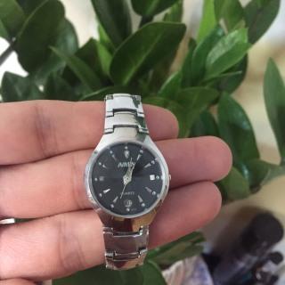 Đồng hồ nữ thời trang Nary kim loại thumbnail