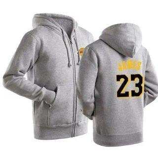 Lakers James Durant Owen Curry Đội Mũ Trùm Đầu Dây Kéo Mỏng Bóng Rổ Thể Thao Áo Len Mùa Xuân Và Mùa Thu, Áo Khoác Áo Khoác Nam Triều thumbnail