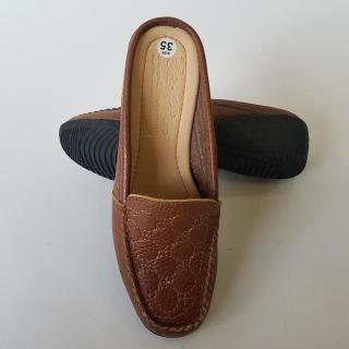 [HCM]Giày SaBo nữ da bò thật cao cấp bảo hành một năm. thumbnail