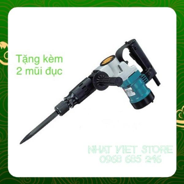 Máy đục bê tông mũi lục giác Makita HM0810 17mm _ Nhật Việt official