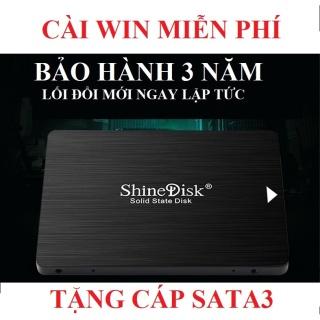 Ổ cứng SSD ShineDisk M667 120GB, 240GB SATA 3 - BH 1 đổi 1 trong 36 tháng thumbnail