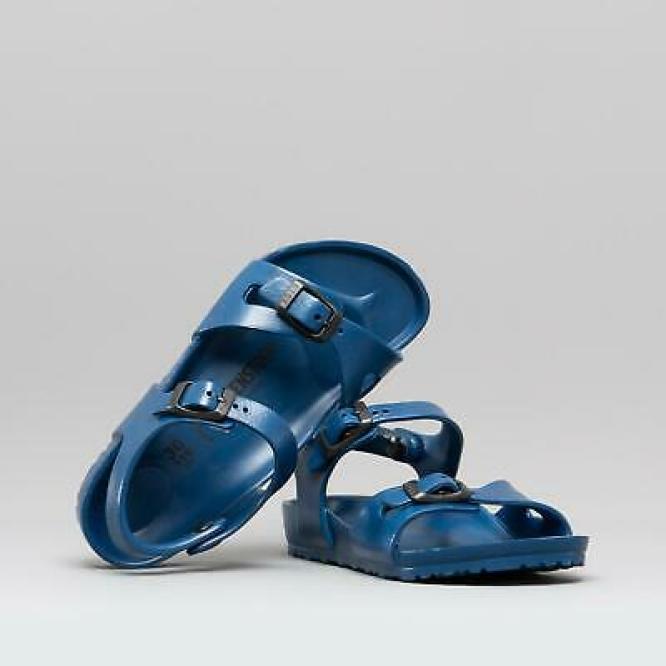 Birkenstock Sandal Màu xanh đậm BCK126123 KID giá rẻ