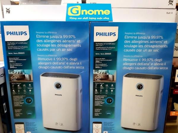 Máy lọc không khí tạo ẩm Philips AC2729/10 Series 2000i [ Nhập Đức ]