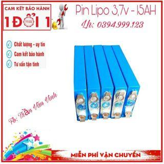 Pin Lipo 15000mAh 3,7v thumbnail
