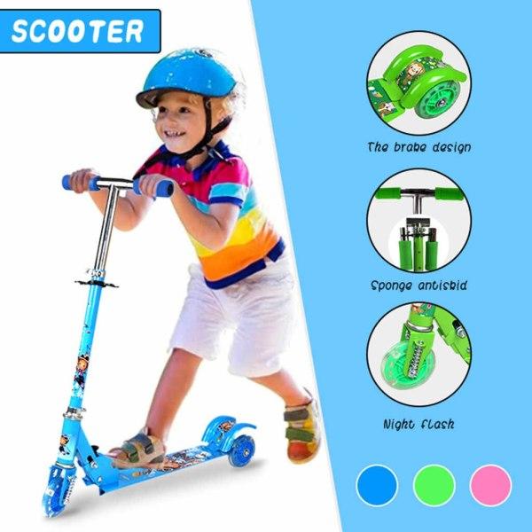 Thế giới Xe Trượt Scooter KM - Chính hãng-Giá Rẻ- BH Trọn Đời - Xe Trượt Scooter 3 Bánh Ngộ Nghĩnh, Đáng Yêu Dành Cho Bé, Giúp Bé Năng Động, Sáng Tạo Và Tăng Cường Sức Khỏe