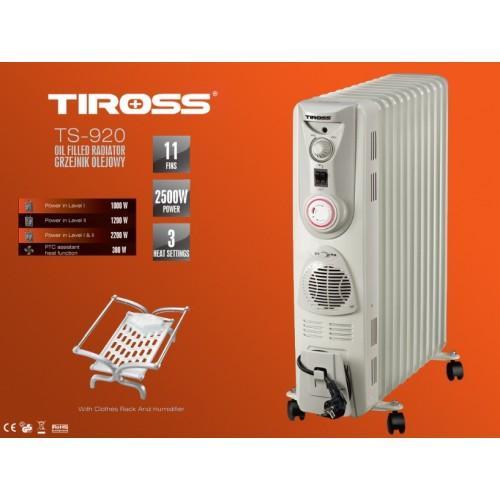Sưởi dầu Tiross TS920