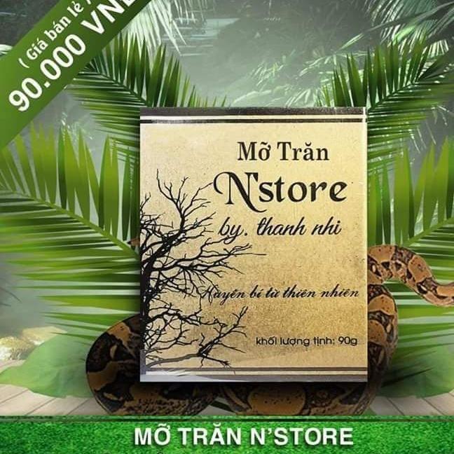 Mỡ Trăn Nstore by Thanh Nhi tốt nhất