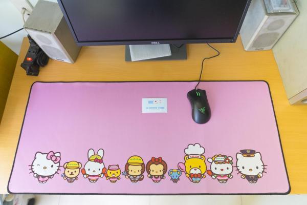 Giá [200 + mẫu lót chuột] Bàn di chuột, lót chuột, mouse pad size siêu lớn 90x40x 0,25 cm