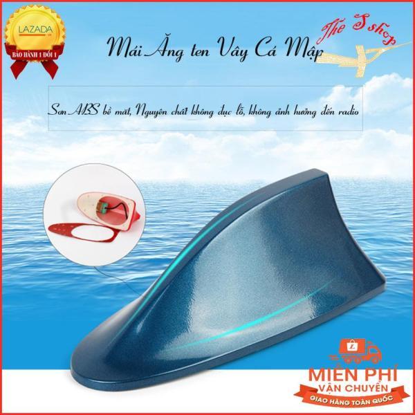[XẢ KHO 1 NGÀY] Anten vây cá mập cho xe ô tô,anten hình vây cá mập phù hợp với tất cả các dòng xe- QUẮT SHOP