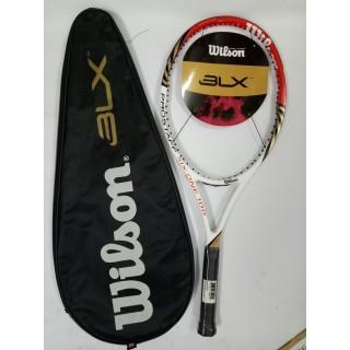 Vợt tennis Wilson 285g tặng căng cước quấn cán và bao vợt - ảnh thật sản phẩm thumbnail