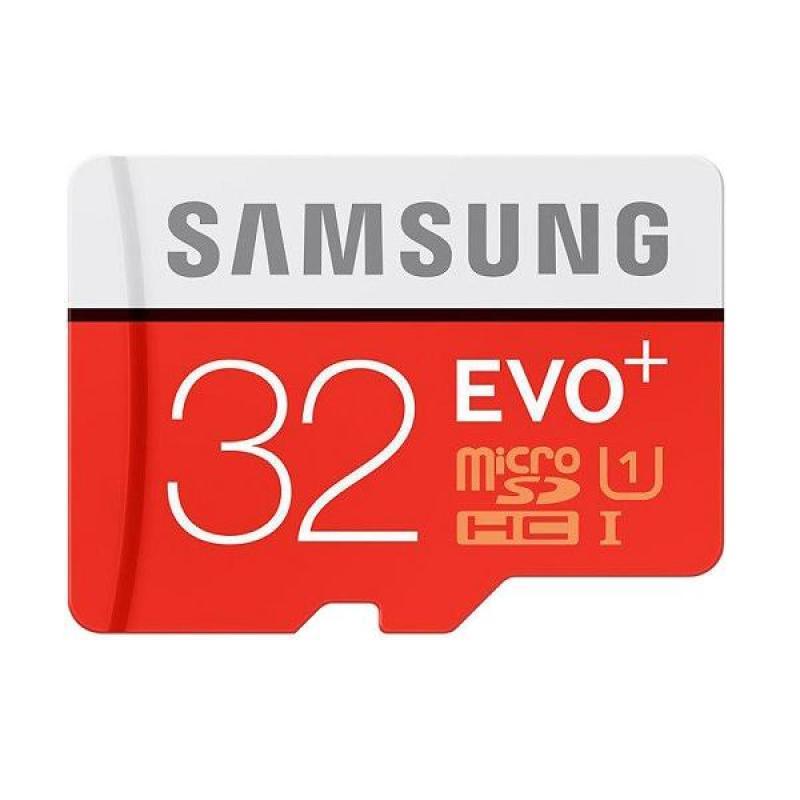 Thẻ Nhớ MicroSDHC Samsung Evo Plus 32GB 80MB/s - Hãng Phân Phối Chính Thức