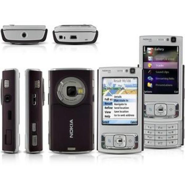 ĐIÊN TH0ẠI N0KIA N95 2GB zin