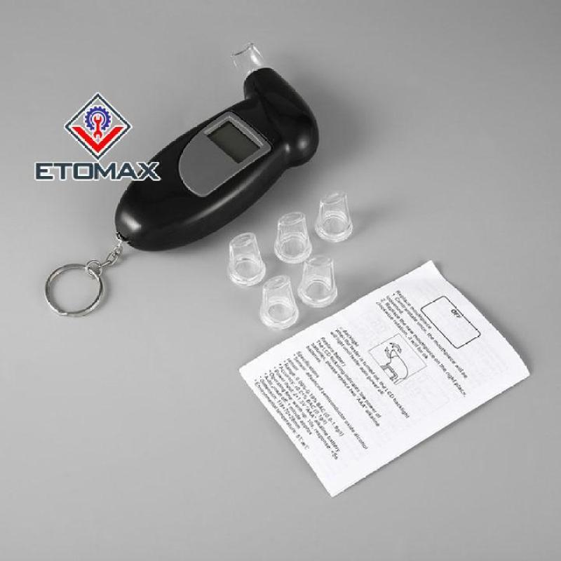 Máy đo nồng độ cồn trong hơi thở Alcohol Tester V3 bán chạy
