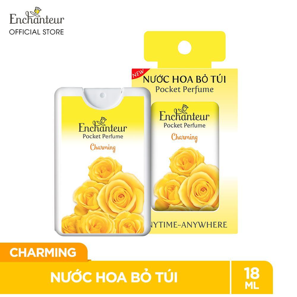 Nước hoa bỏ túi Enchanteur Charming 18ml/hộp cao cấp