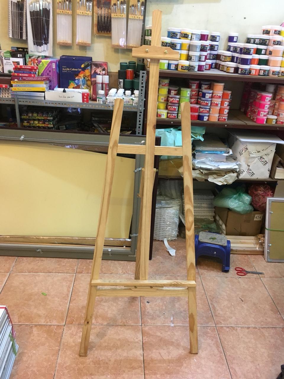Mua Giá vẽ tranh bằng gỗ gấp gọn
