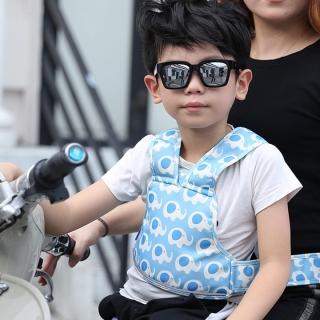 Đai đi xe máy an toàn cho bé yêu Bestbaby có dải phản quang dùng để trong trời tối thumbnail