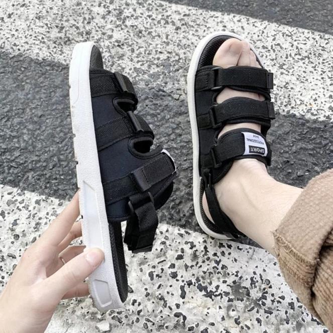 Sandal nam nữ quai ngang mẫu unisex giá rẻ