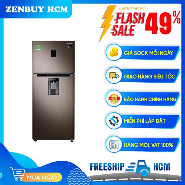 Tủ lạnh Samsung Inverter 380 lít RT38K5930DX/SV - Công nghệ làm lạnh:2 dàn lạnh riêng biệt (Twin Cooling Plus) - Công nghê kháng khuẩn,khử mùi:Bộ lọc than hoạt tính Deodoriger chính hãng