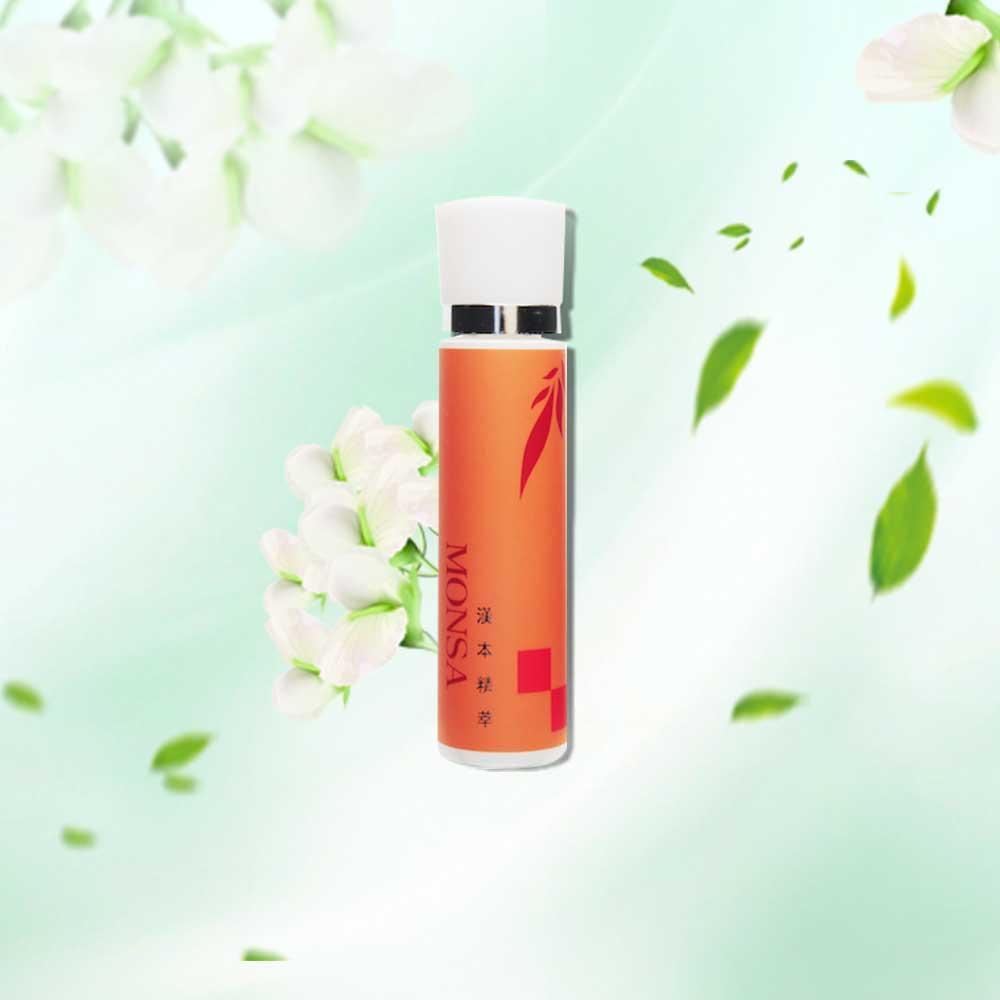 Nước Tẩy Trang Chiết Xuất Thảo Mộc Monsa Herbal Extract Whitening Makeup Remover 100ml nhập khẩu