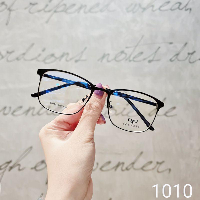 Mua Gọng Kính Cận Kim Loại Hàn 1010 - Gọng Kính Mắt Lily