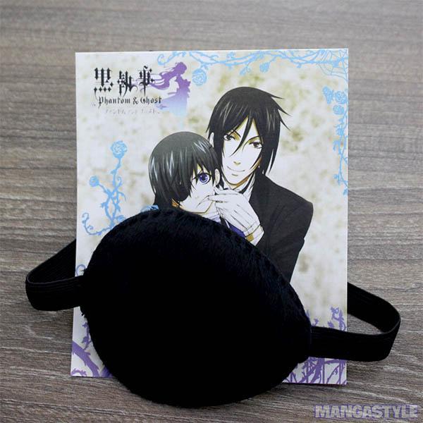 Bịt Mắt Cosplay Ciel Phantomhive By Shop Manga Style.