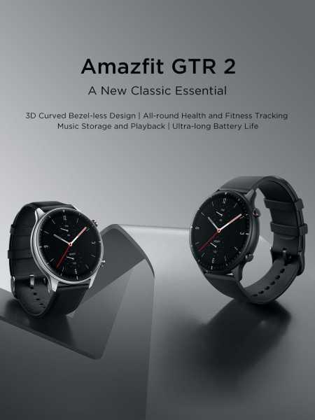 Đồng hồ thông minh Amazfit GTR 2 Classic/Amazfit GTR 2 Sport Quốc Tế – New Seal
