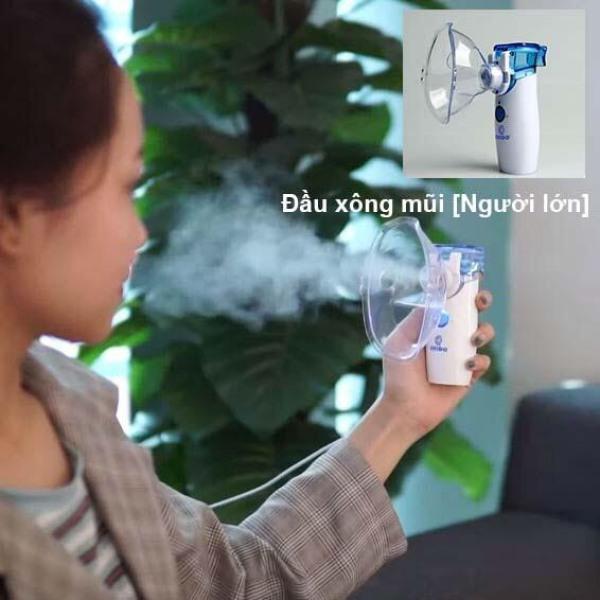 Máy xông mũi họng điện dung cao cấp