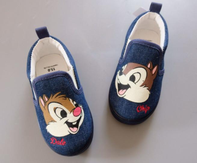 giày lười hình thú dễ thương cho bé trai gái 1 tuổi- 7 tuổi giá rẻ