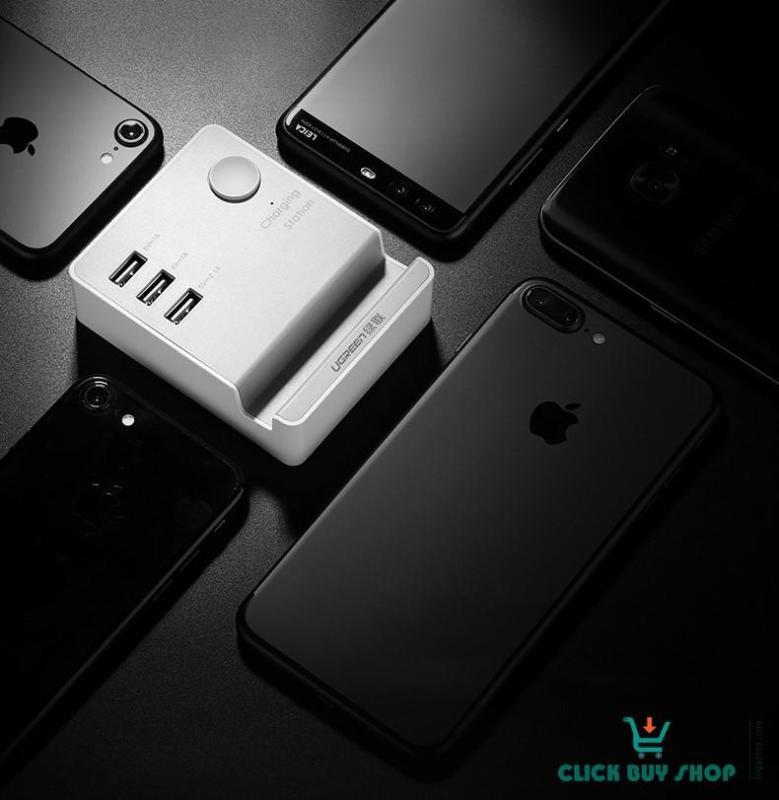 Bộ Sạc Cực Nhanh Cho Smartphone CD101