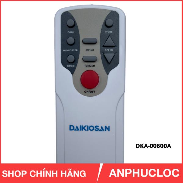 Bảng giá Điều khiển máy làm mát Daikio DKA-00800A chính hãng