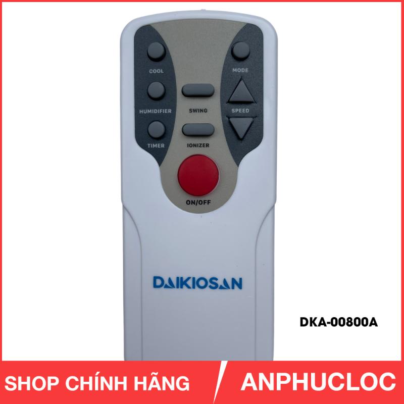 Điều khiển máy làm mát Daikio DKA-00800A chính hãng