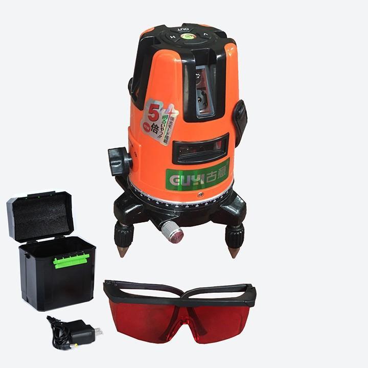 Mua Ngay Máy Bắn Cốt Laser 5 Tia Đỏ - Tặng Kèm Chân 1,2m khi mua máy