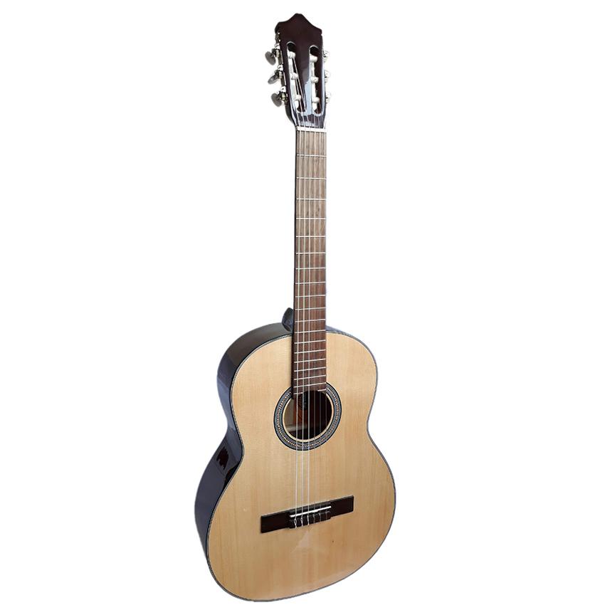 Đàn guitar classic DC120 NAT guitar cổ điển cho âm ấm áp - Duy Guitar Store - Chuyên đàn guitar giá tốt dành cho người mới tập - Uy tín