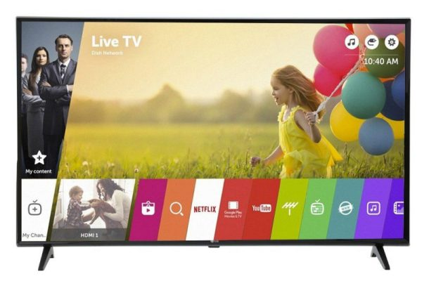 Bảng giá Smart Tivi LG 43 inch 43LM5700