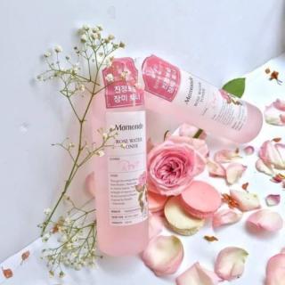 Nước hoa hồng Mamonde ngăn ngừa mụn, se khít lỗ chân lông thumbnail