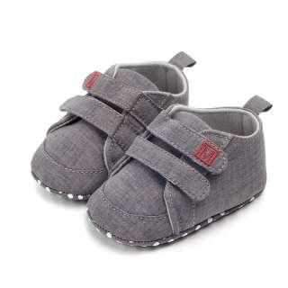 Giày thể thao I Love daddy & Mummy cho bé Giày Sneaker chống trượt đế mềm cho bé trai 6-12 tháng tuổi